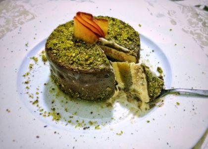 Delizia Alla Pesca E Kiwi vegana