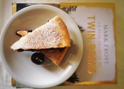 Torta di ciliegie, omaggio a Twin Peaks