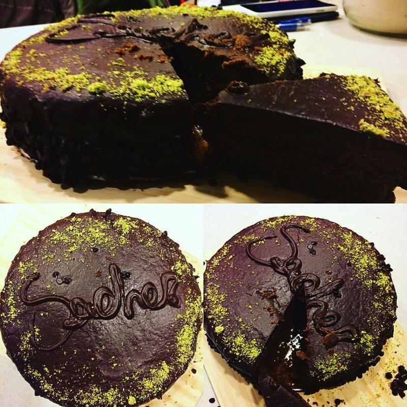 Sacher Torta Vegana