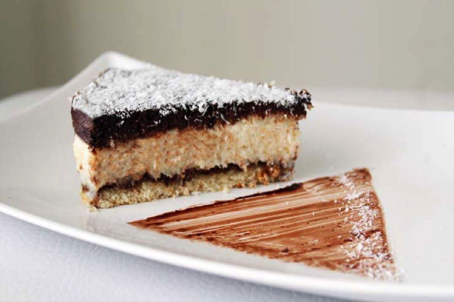 Torta Fredda Al Cocco Vegan