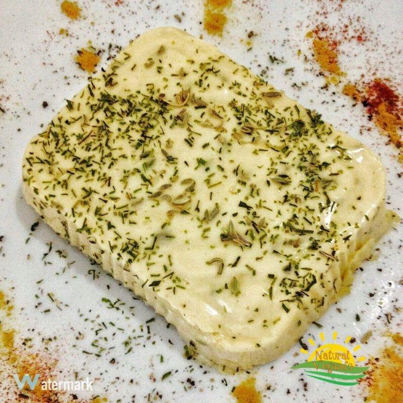 Mozzarella all'erba cipollina
