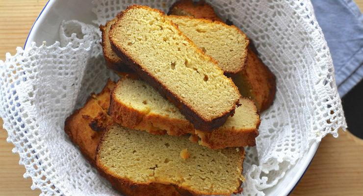 Pane con mix di farine gluten free