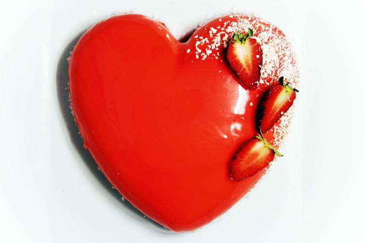 Red passion vegan