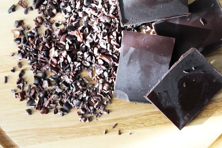 Cacao crudo e cioccolato, conosci le differenze?