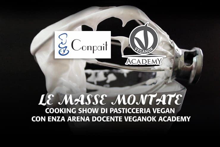 Cooking Show Pasticceria Vegan Catania