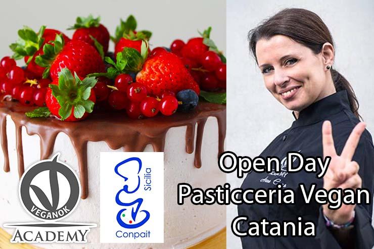 Open day Pasticceria Vegan Catania