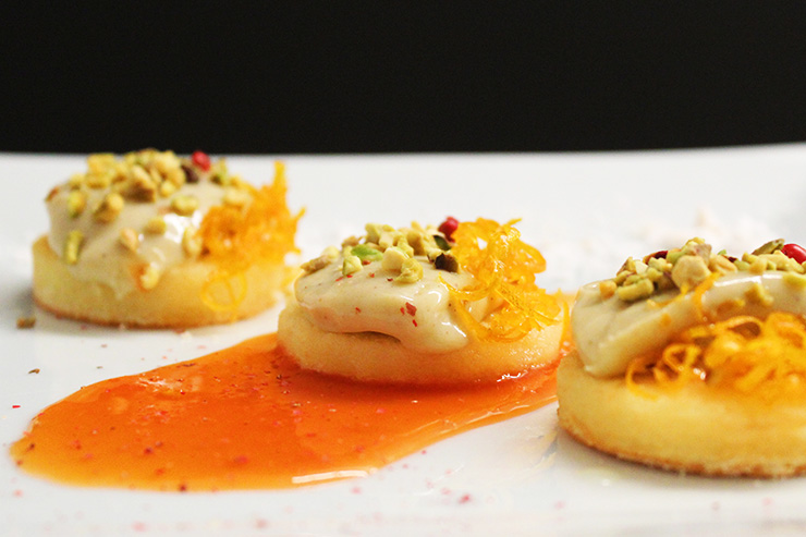 Cremoso al pistacchio vegan