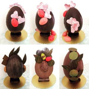come realizzare un uovo di Pasqua