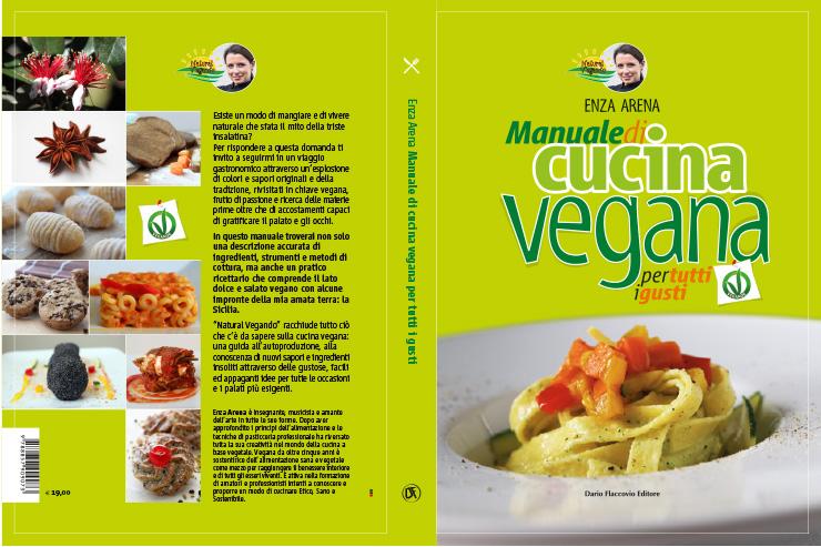 Natural Vegando: il libro