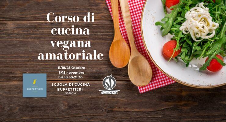 Corsi di cucina vegana amatoriale