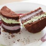 Cake multicolor
