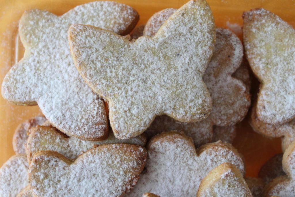 Crostate e biscotti